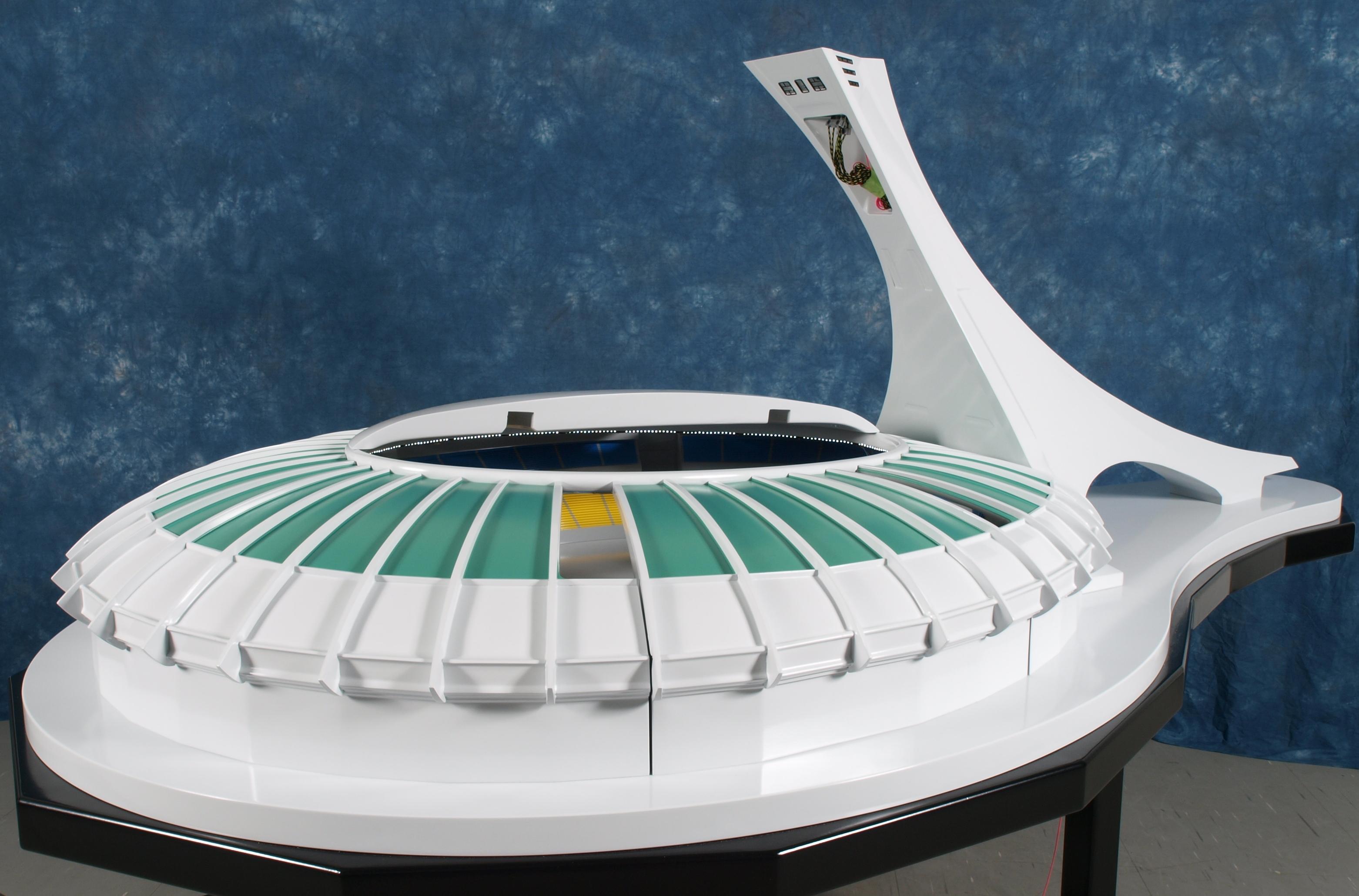 Maquette Stade Olympique