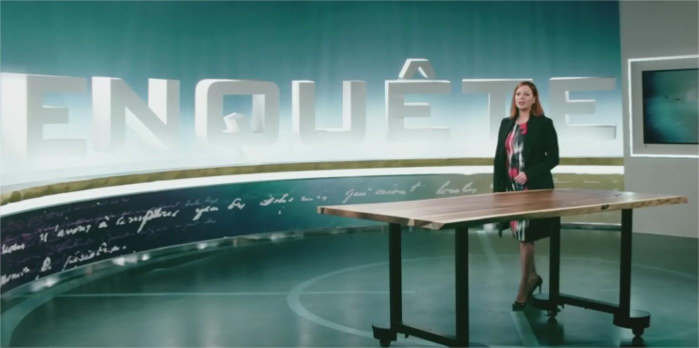 Lettrage Enquête (émission TV)