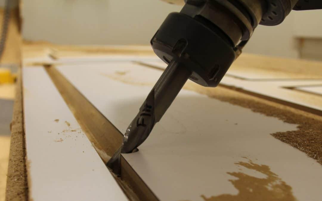 L'usinage CNC 5 axes un atout pour créer des angles