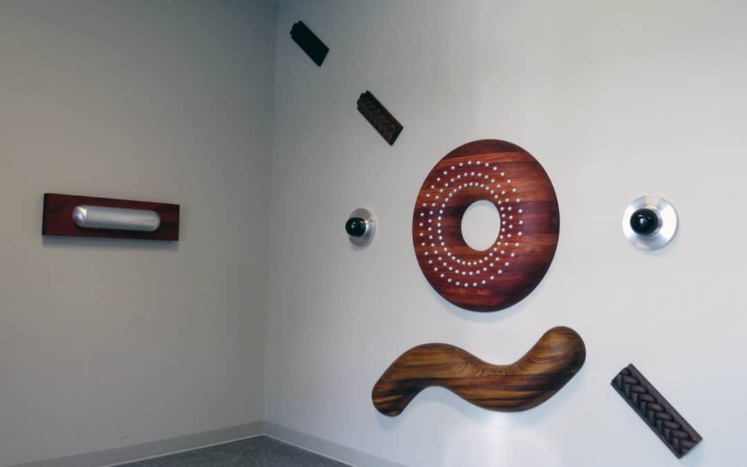 La sculpture au cœur de l'architecture