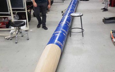 Notre service d'usinage aide à toucher l'espace !